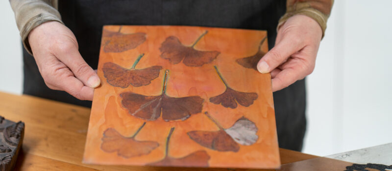 Nature-inspired printmaking Workshops and Products Gallery